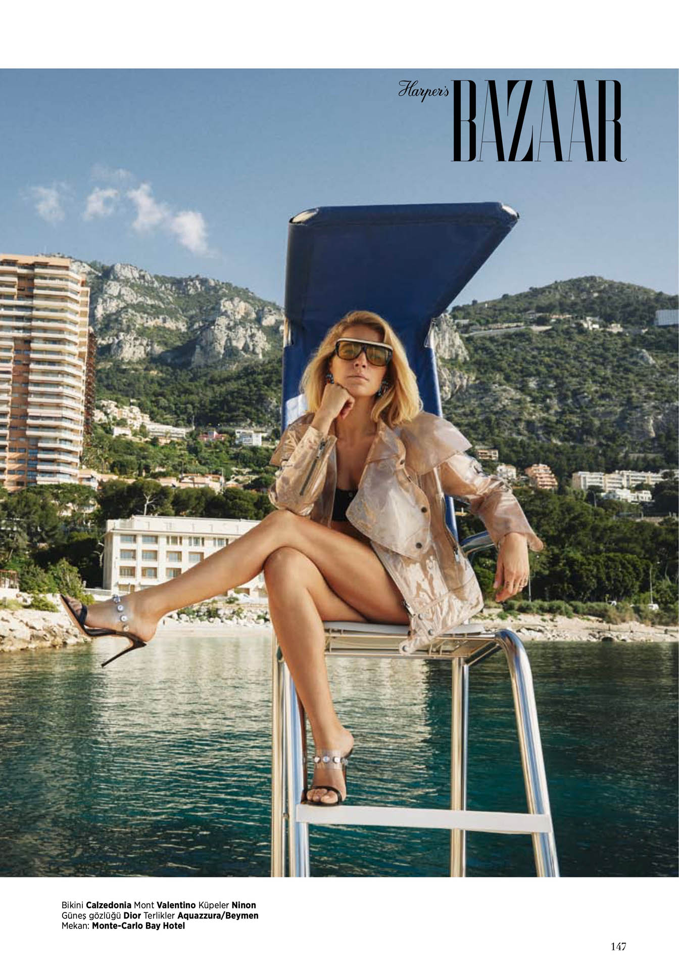 Harpers Bazaar Turkey page 146 to 164 - June 2018 128-2