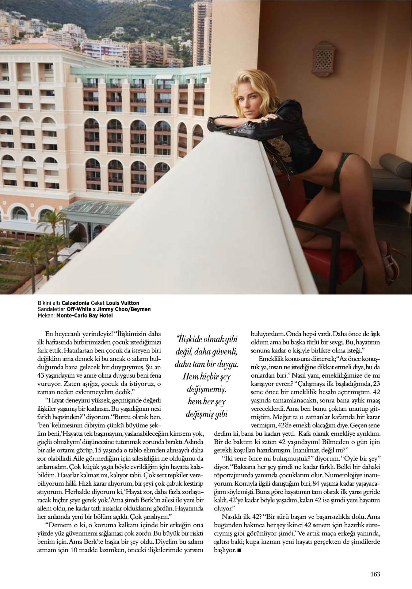 Harpers Bazaar Turkey page 146 to 164 - June 2018 144-18